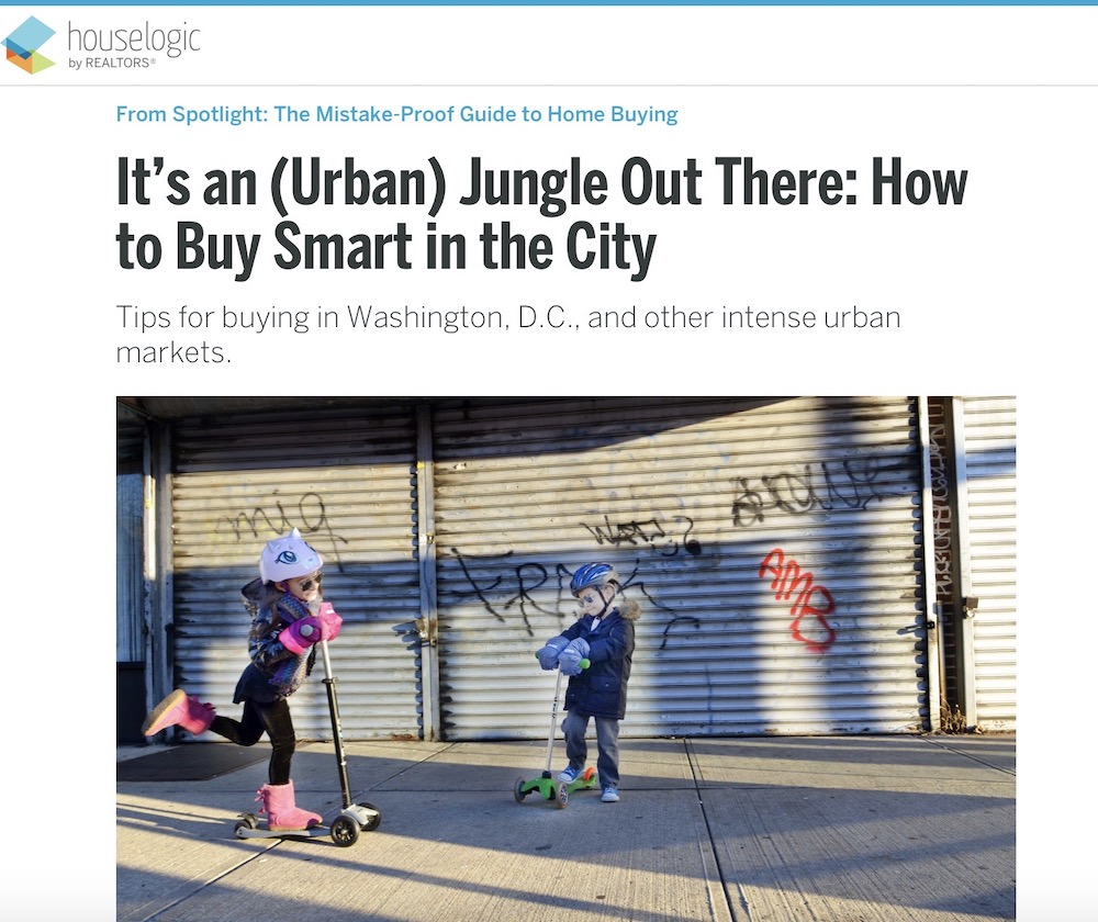 It's an (Urban) Jungle Out There: How to Buy Smart in the City