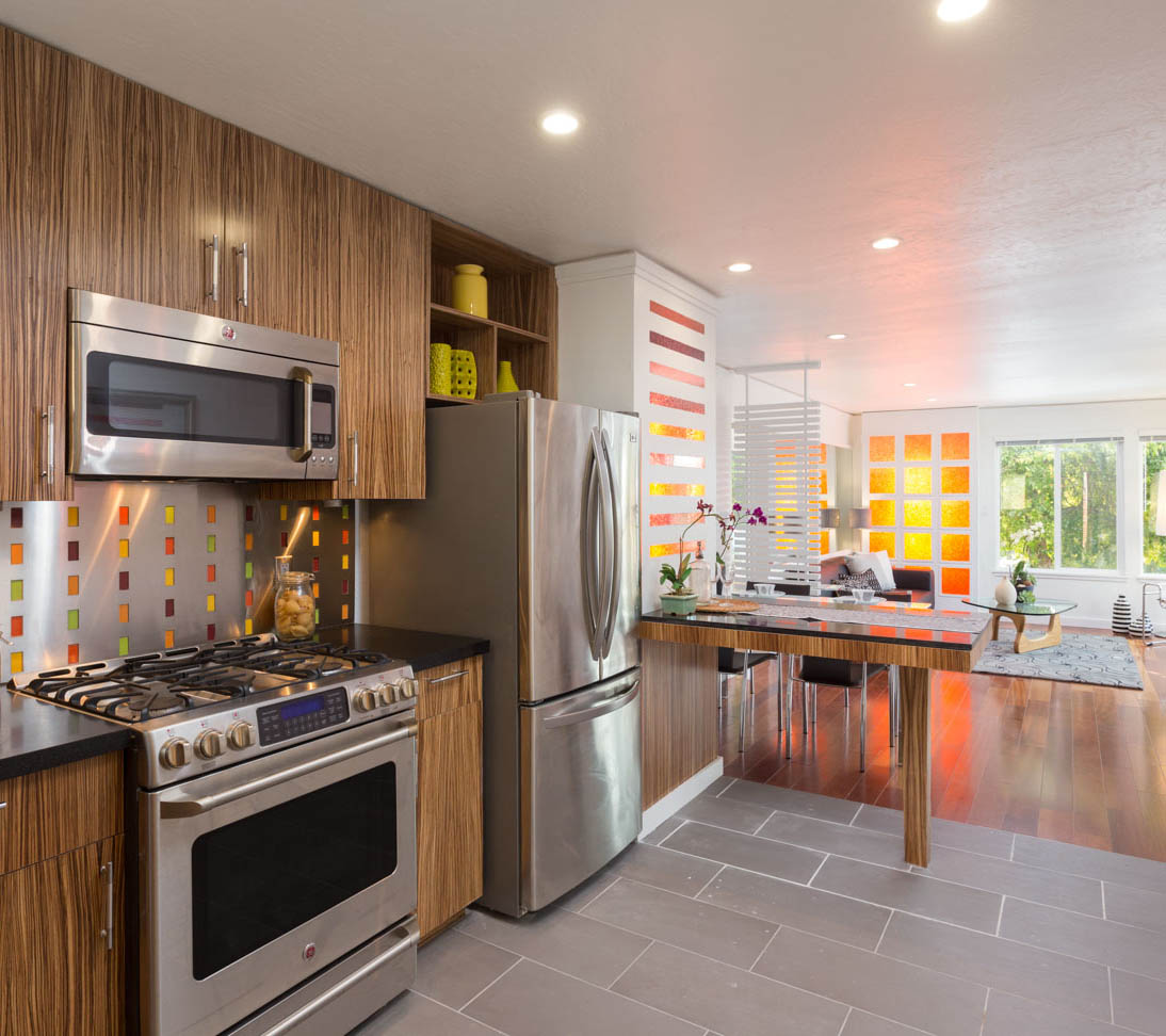 Hot Property: Artistic flair radiates through remodeled condo in Oakland