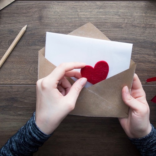 write a love letter to sellers