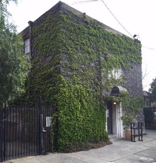 Bay Area wineries - Whistler in Berkeley