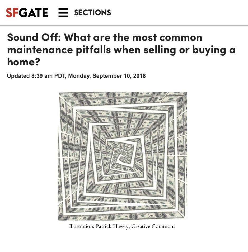 Sound Off: What are the Most Common Maintenance Pitfalls When Selling or Buying a Home?