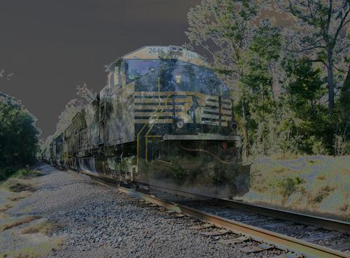 Haunted Bay Area   East Bay ghost train