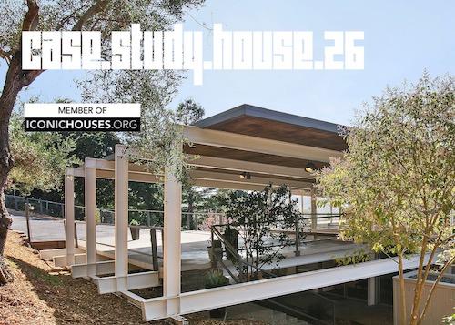 Case Study House in San Rafael