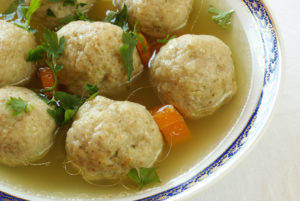 #QuarantineCooking Best Matzoh Ball Soup