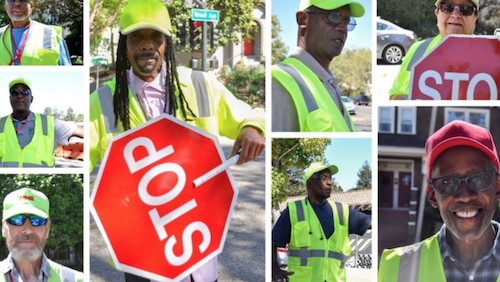 good news | piedmont crossing guards