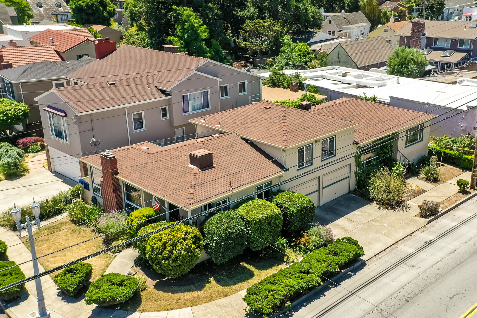605 Lee Ave and 515 Dutton Ave Duplex, San Leandro CA