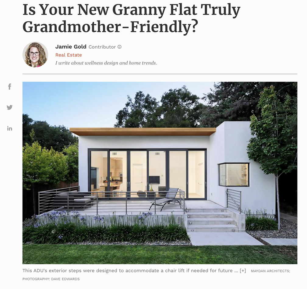 Is Your New Granny Flat Truly Grandmother-Friendly?