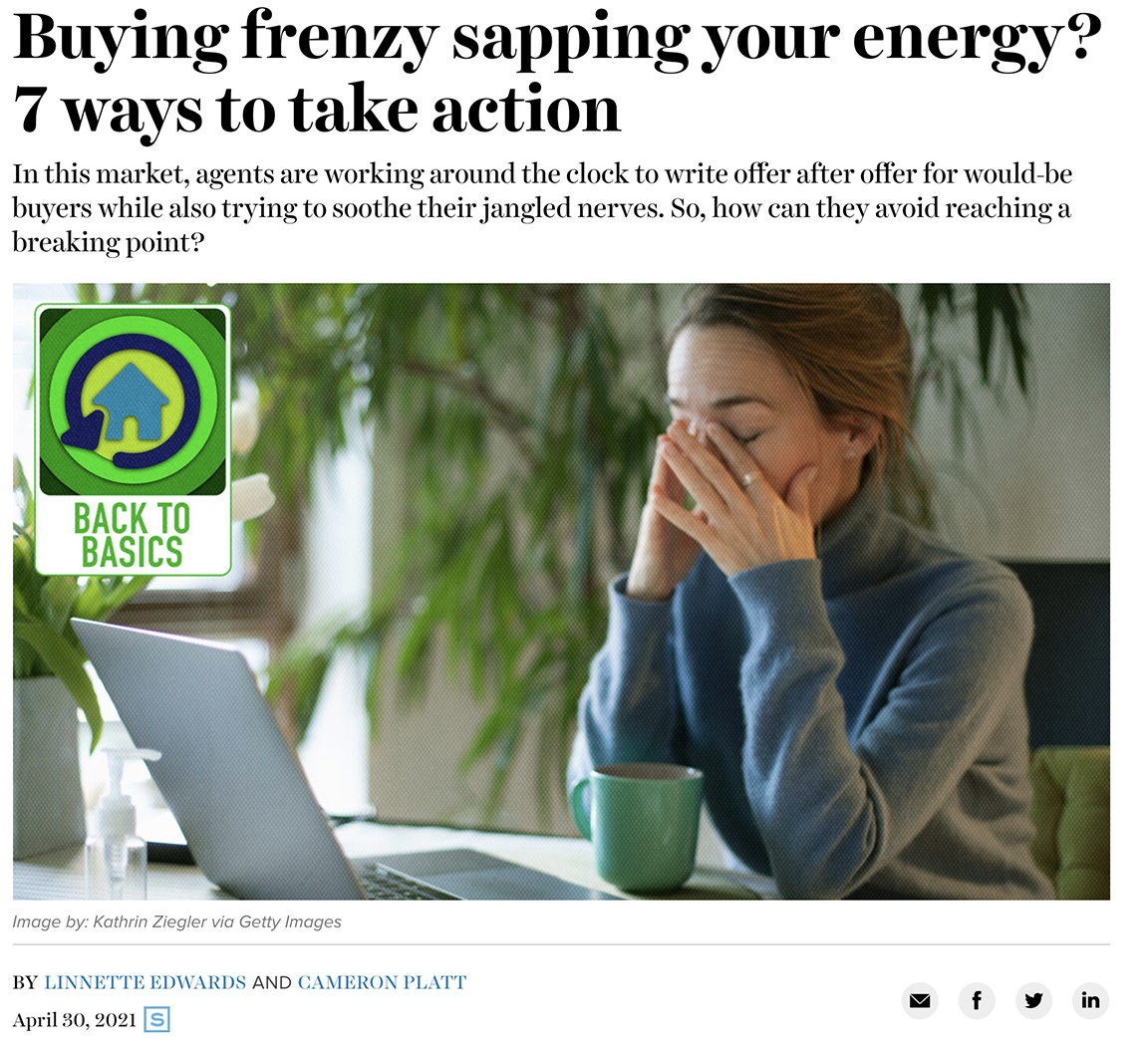 Buying frenzy sapping your energy? 7 ways to take action
